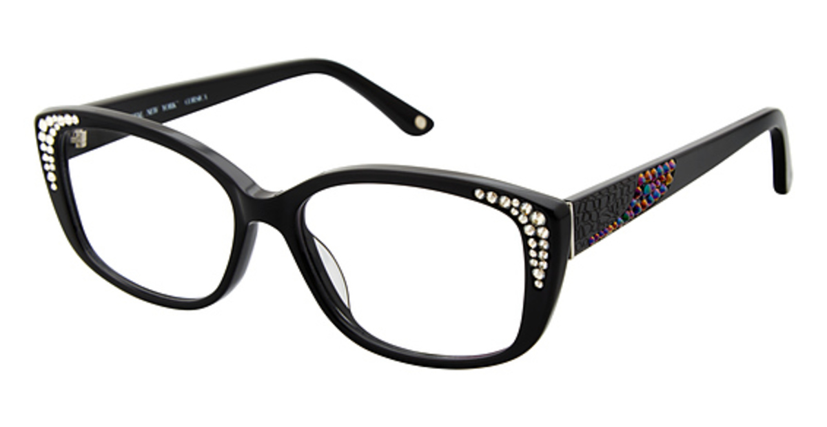 Jimmy Crystal New York Corsica Eyeglasses Frames
