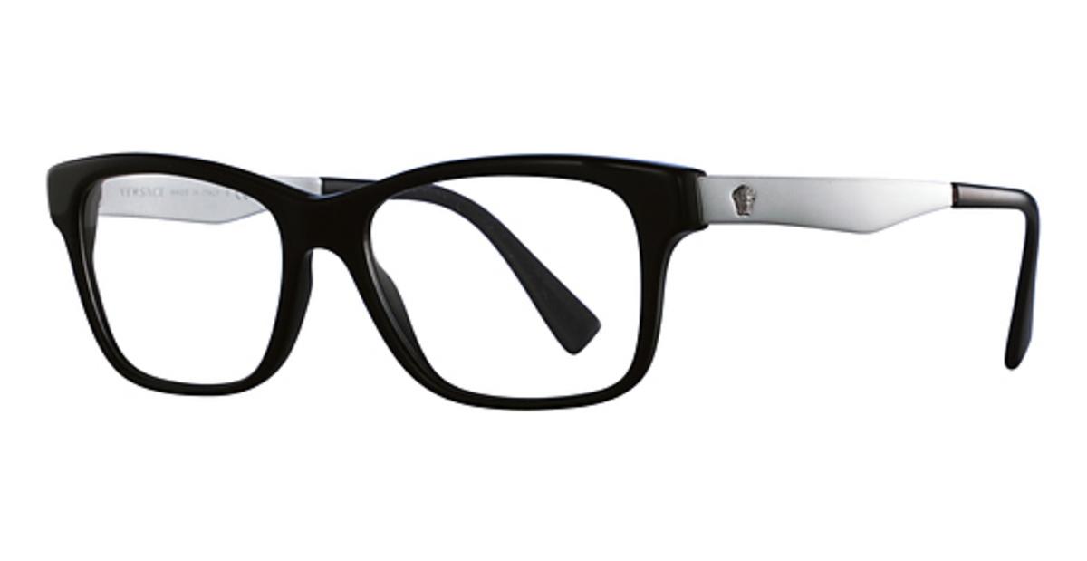 ecf46119390 Versace VE3245 Eyeglasses Frames