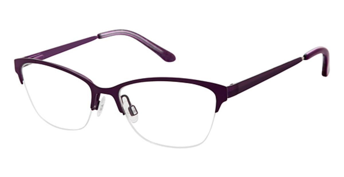 e47ca0c4b5b Lulu Guinness L300 Eyeglasses Frames