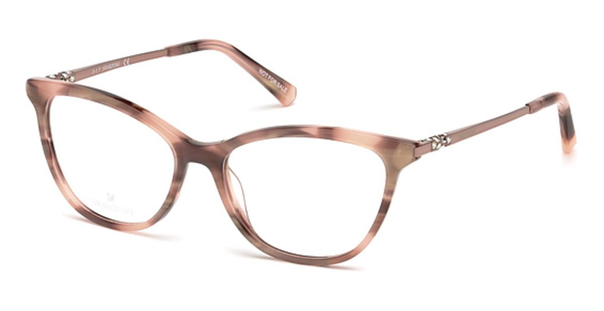 8e47662f987 Swarovski SK5249-H Eyeglasses Frames
