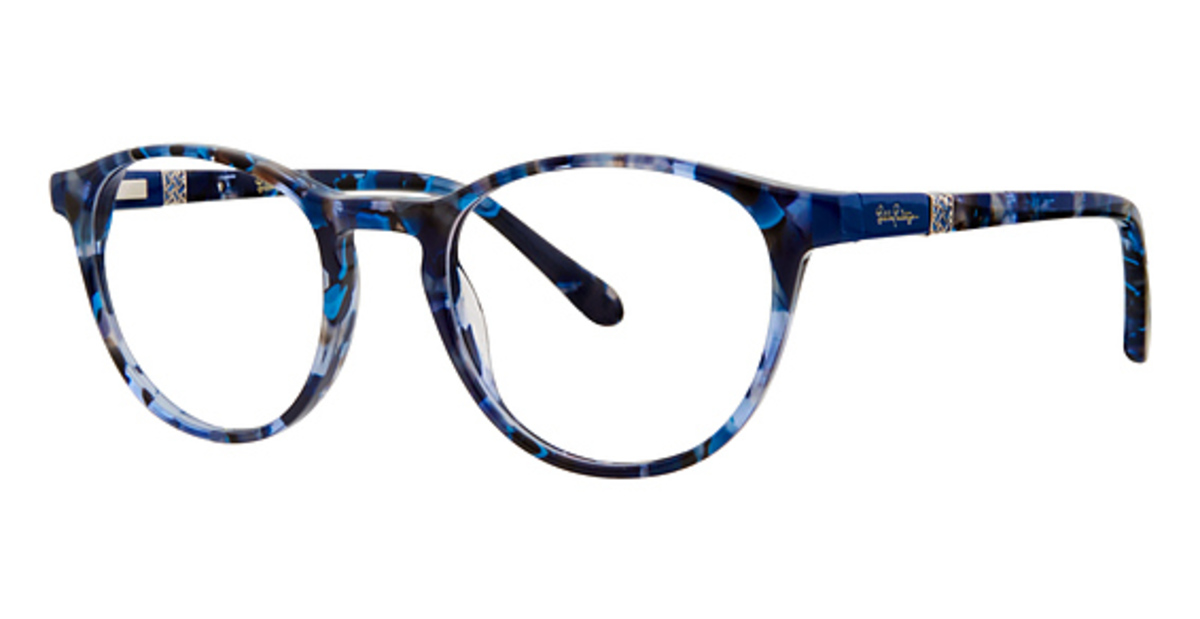 4712b9b8e0a Lilly Pulitzer Jaci Eyeglasses Frames