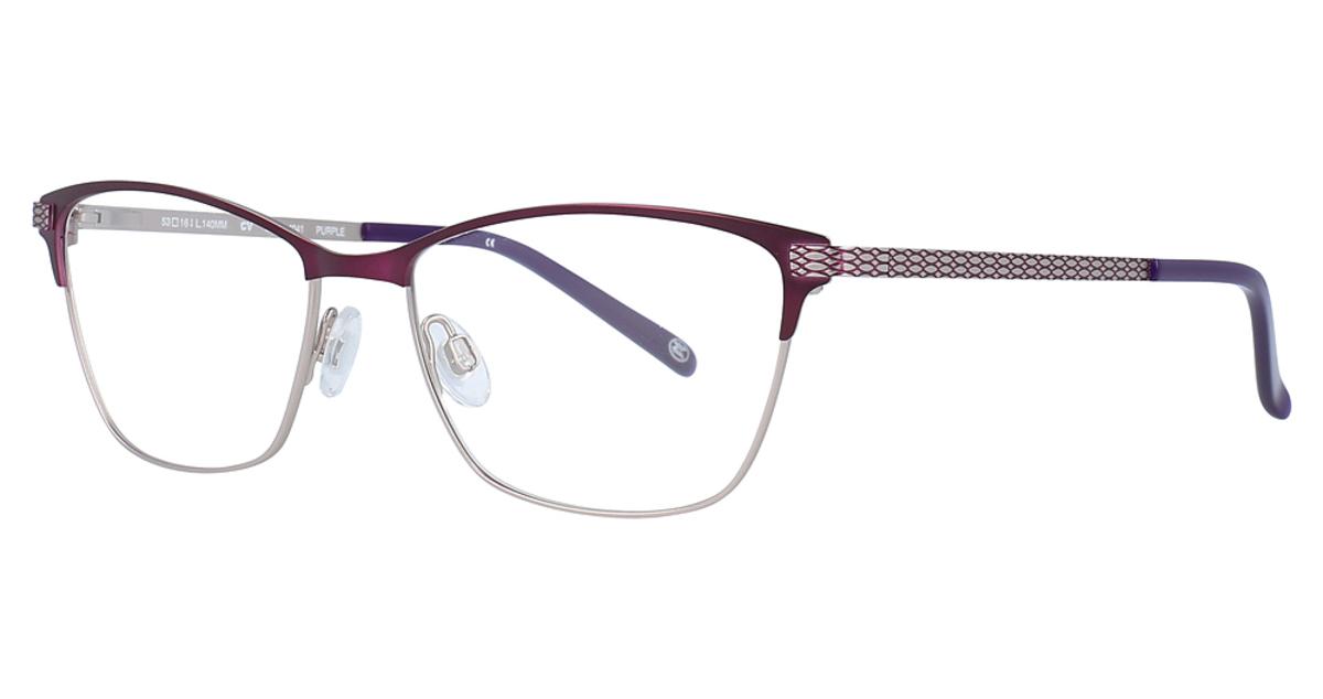 e427a4553d Jessica McClintock 4041 Eyeglasses Frames