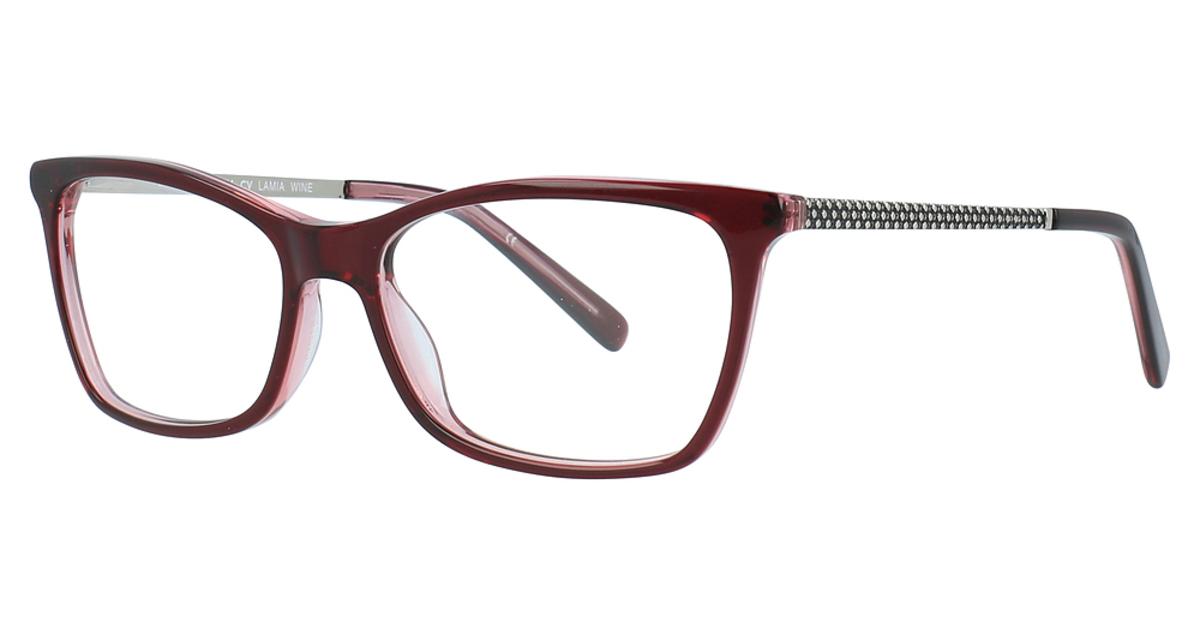 6cdb6d9010db Ellen Tracy Lamia Eyeglasses Frames