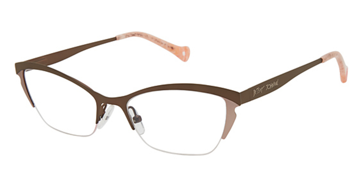 Betsey Johnson Fairy Eyeglasses Frames