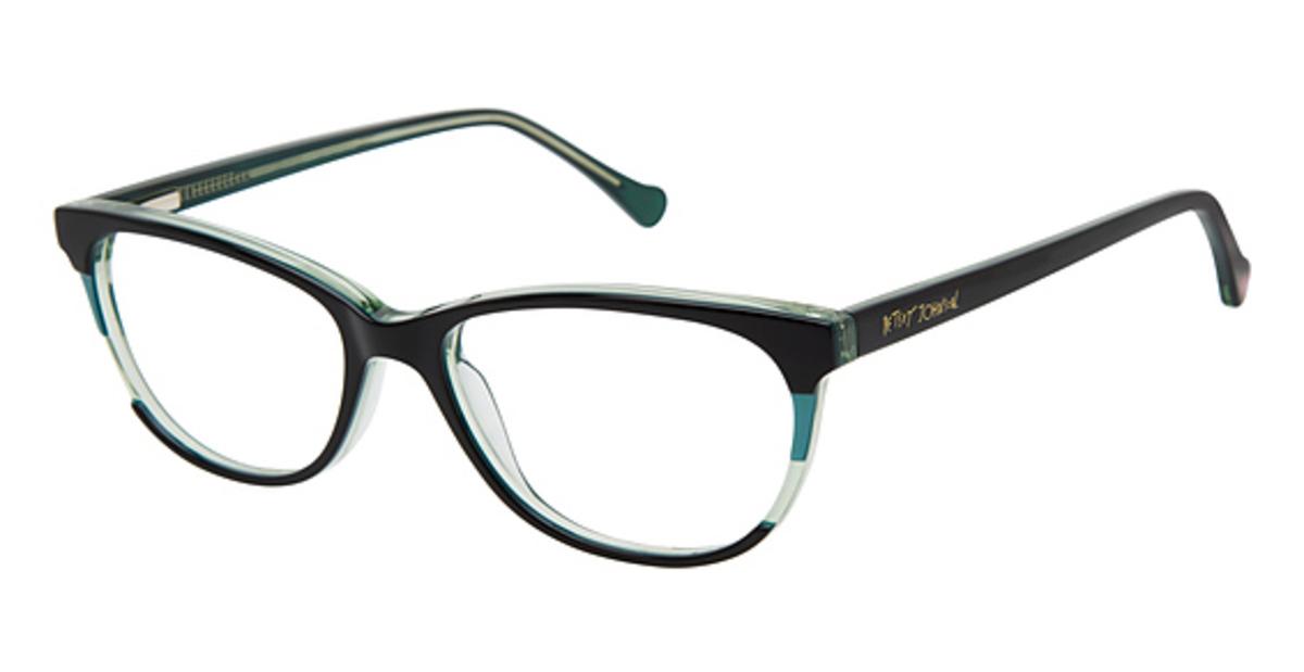 Betsey Johnson JAZZ Eyeglasses