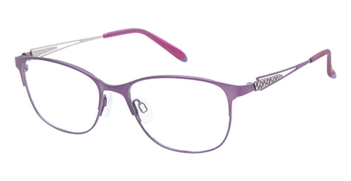 88a118bec6 Charmant Titanium TI 10626 Eyeglasses Frames