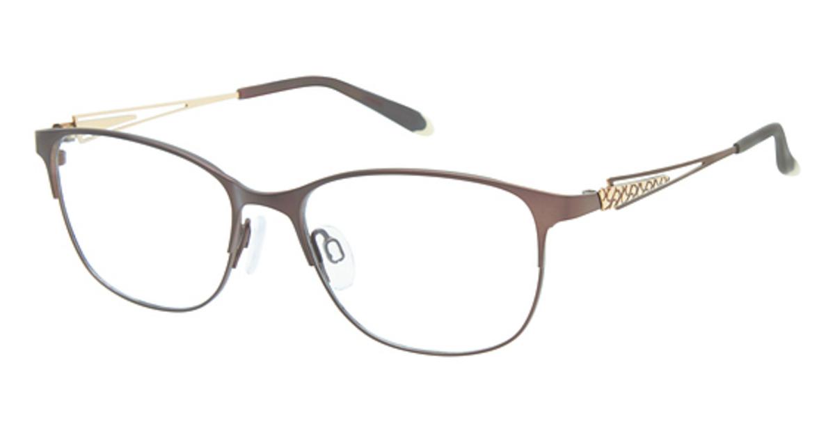 438d20a3511 Charmant Titanium TI 10626 Eyeglasses Frames