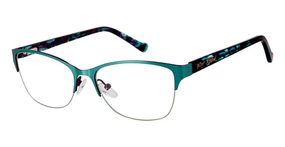 8a0bfc34e18 Betsey Johnson Shine Eyeglasses Frames