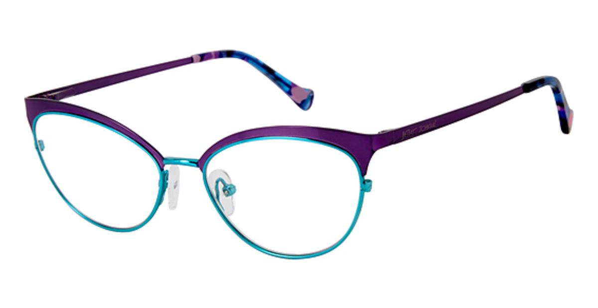 3356e1281277 Betsey Johnson Fox Eyeglasses Frames