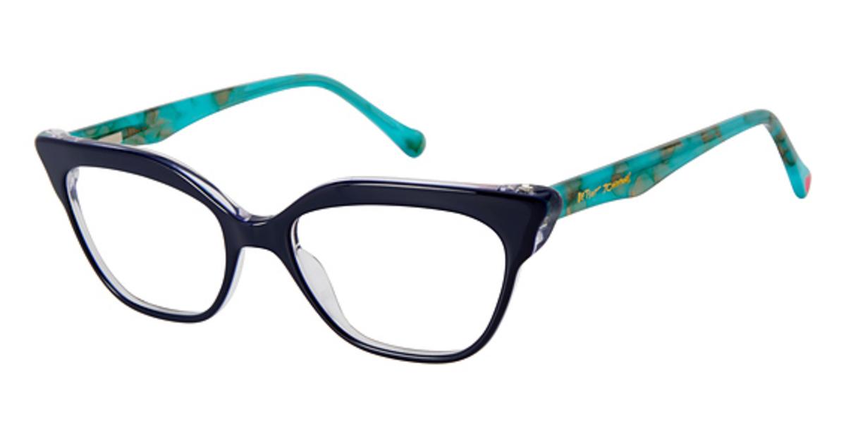 3e9ab0c0111 Betsey Johnson Eye Candy Eyeglasses Frames