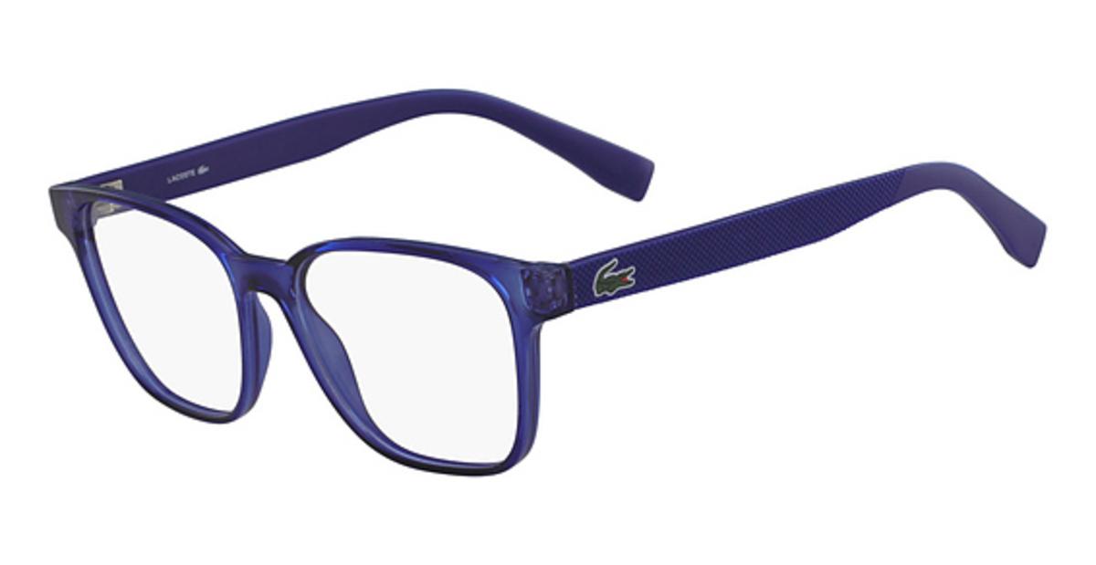 9d3fbcb91b0c Lacoste L2818 Eyeglasses Frames