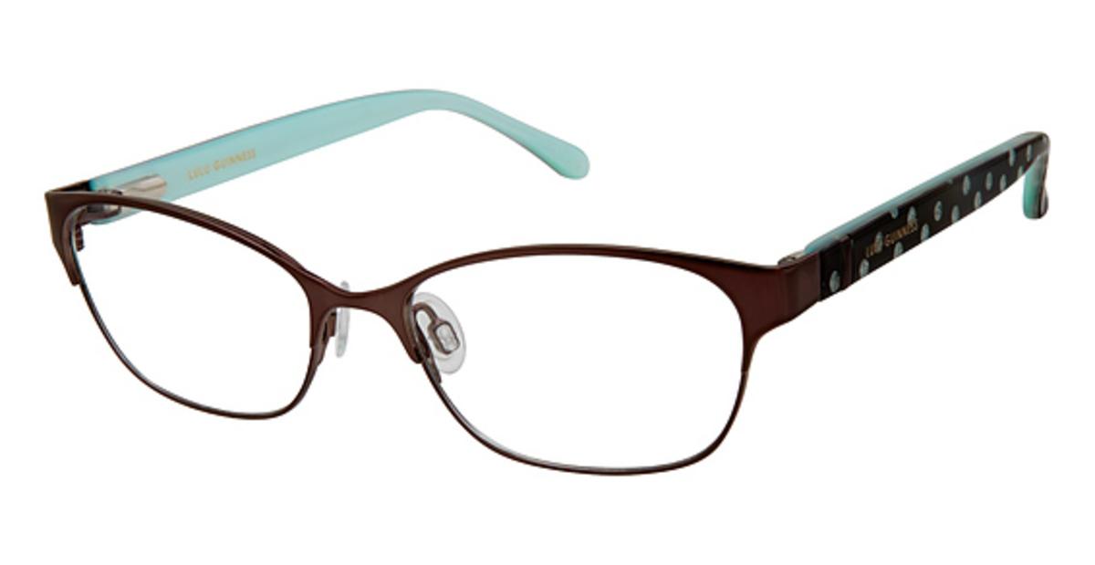 Lulu Guinness L303 Eyeglasses
