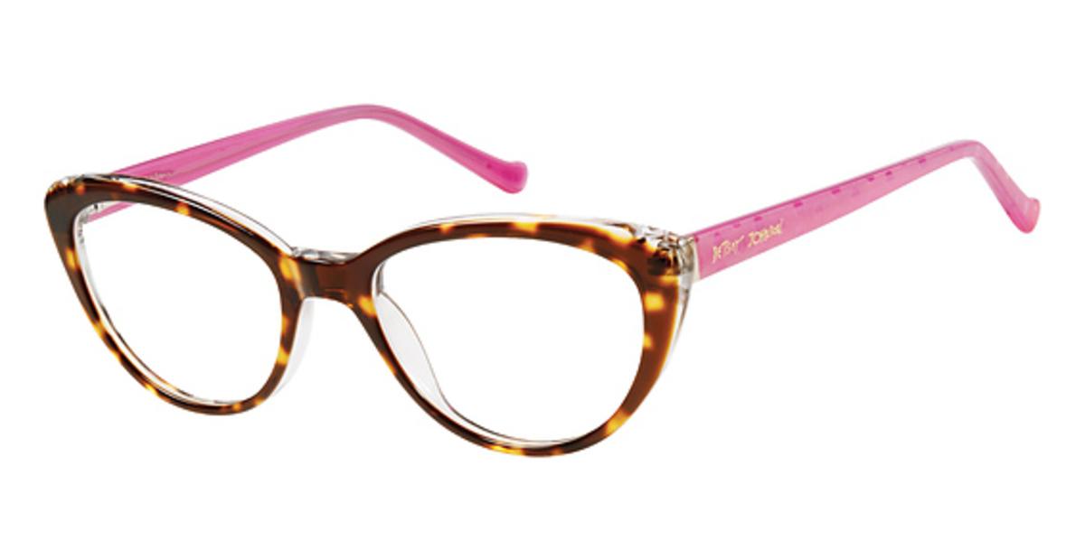 Betsey Johnson Dotty Eyeglasses Free Shipping