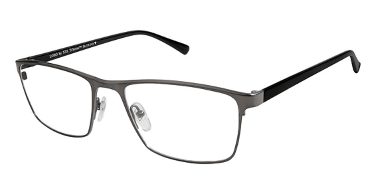 xxl eyewear lobo eyeglasses frames Ray-Ban Wayfarer 902 gunmetal