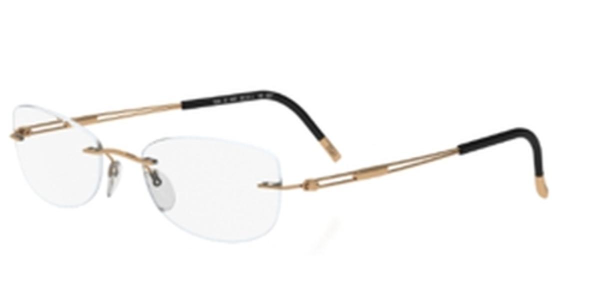 Silhouette 4300 Eyeglasses Frames