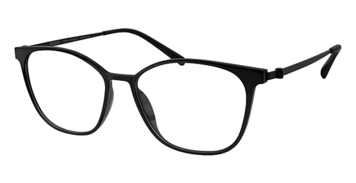 modo 7015 eyeglasses frames Ray-Ban 2132 Black black