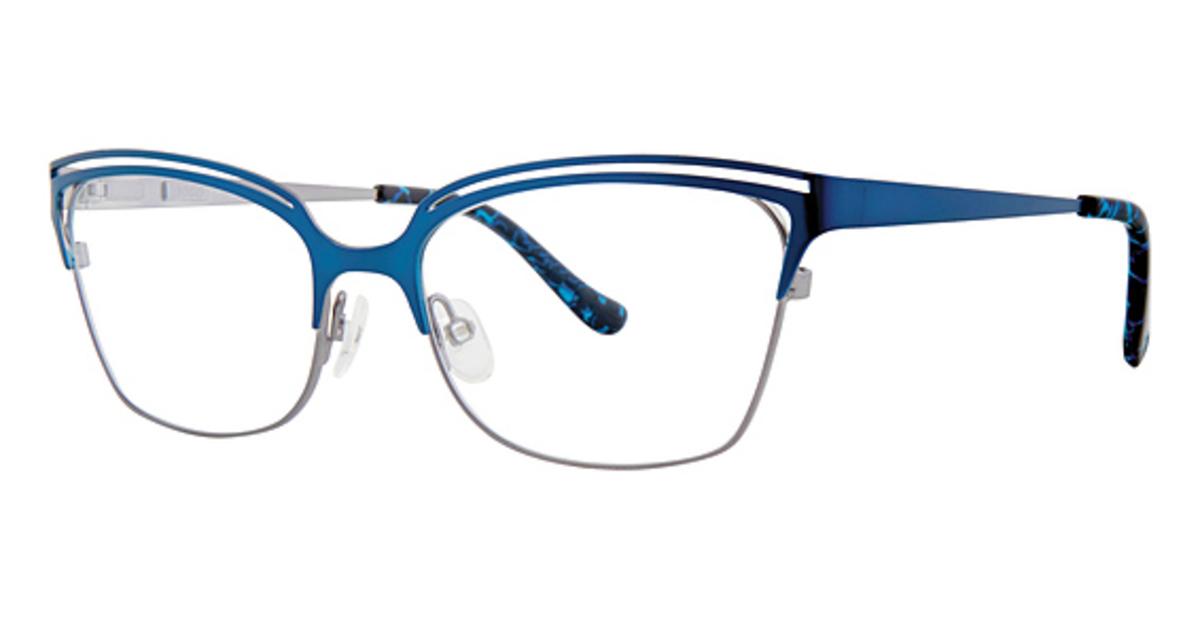 715d4e0b56a6 Kensie Edgy Eyeglasses Frames