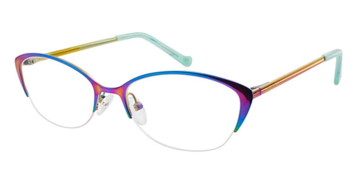 1a8f971ef78e Betsey Johnson Thrill Eyeglasses Frames
