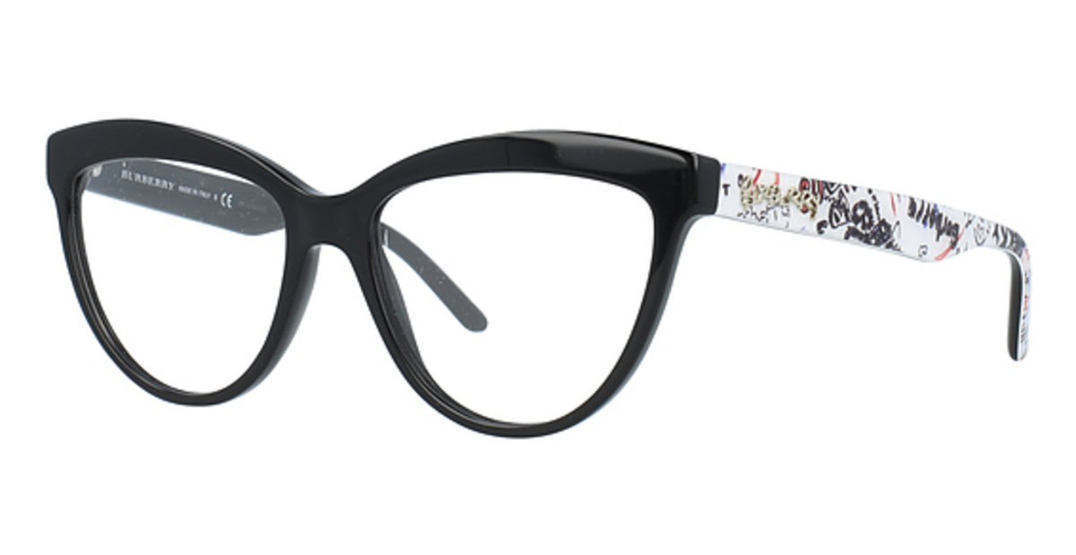 ccad8c8d0693 Burberry BE2276 Eyeglasses Frames