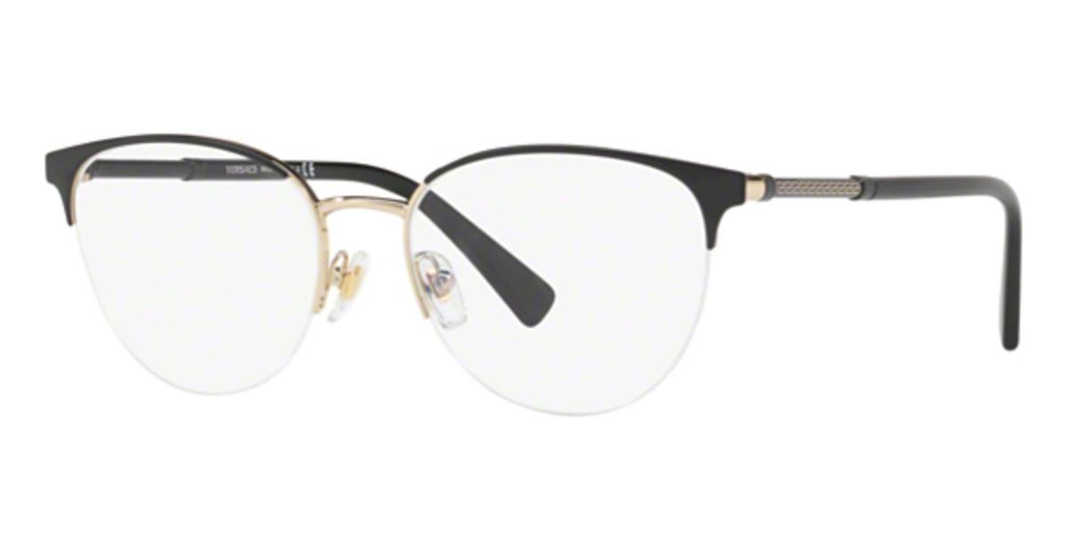 b55ae538c38 Versace VE1247 Eyeglasses Frames