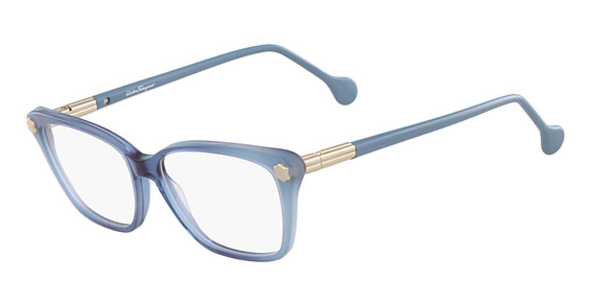 7657ac75109 Salvatore Ferragamo SF2824 Eyeglasses Frames
