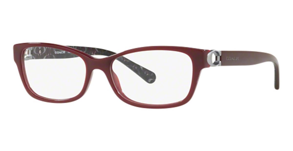 869bce7c Coach HC6119F (Asian Fit) Eyeglasses Frames