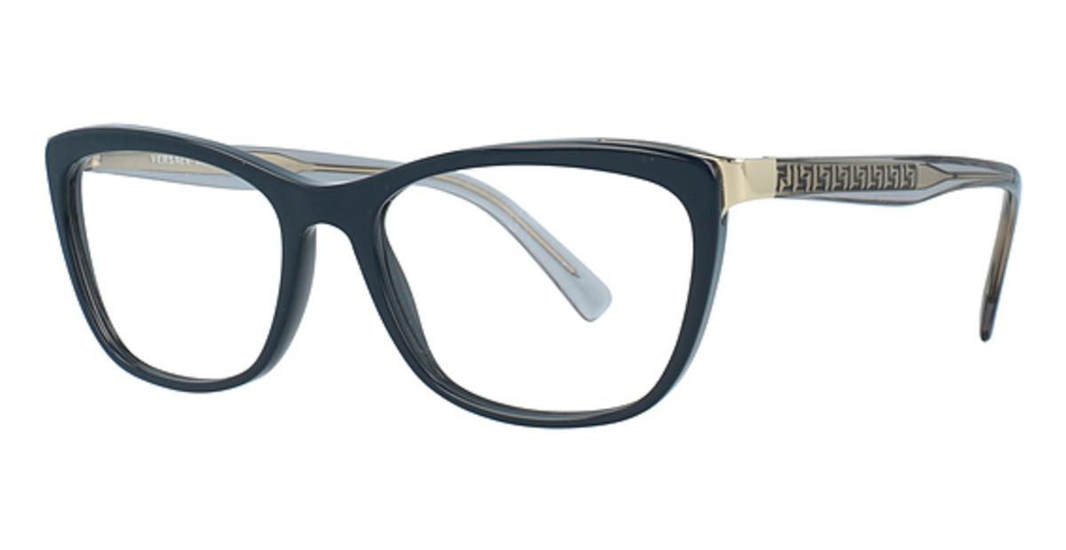 8546abc3273 Versace VE3255 Eyeglasses Frames