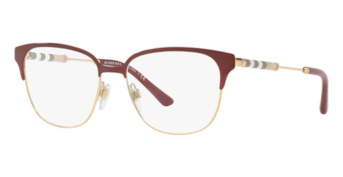 a91d93859617f Burberry BE1313Q Eyeglasses Frames