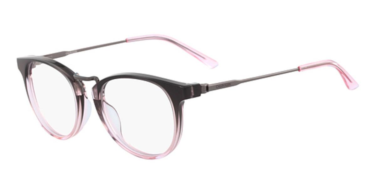 06c3f2f6a76b Calvin Klein Eyeglasses Pink - Image Of Glasses