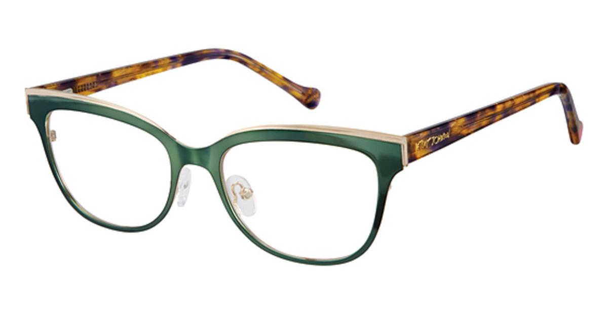 bcb029ffbc3f Betsey Johnson CROWN Eyeglasses Frames