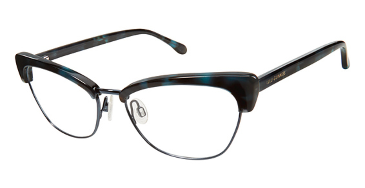 edac90163b6 Lulu Guinness L787 Eyeglasses Frames