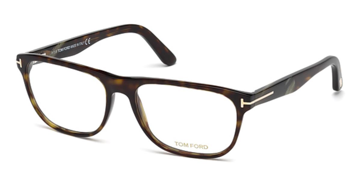 3419e340925 Dark Havana · Tom Ford FT5430 Shiny Black