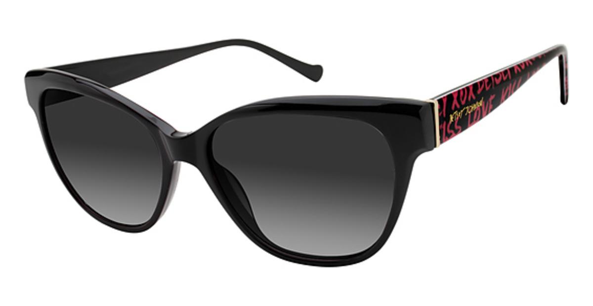Betsey Johnson Angel Sun Eyeglasses Frames