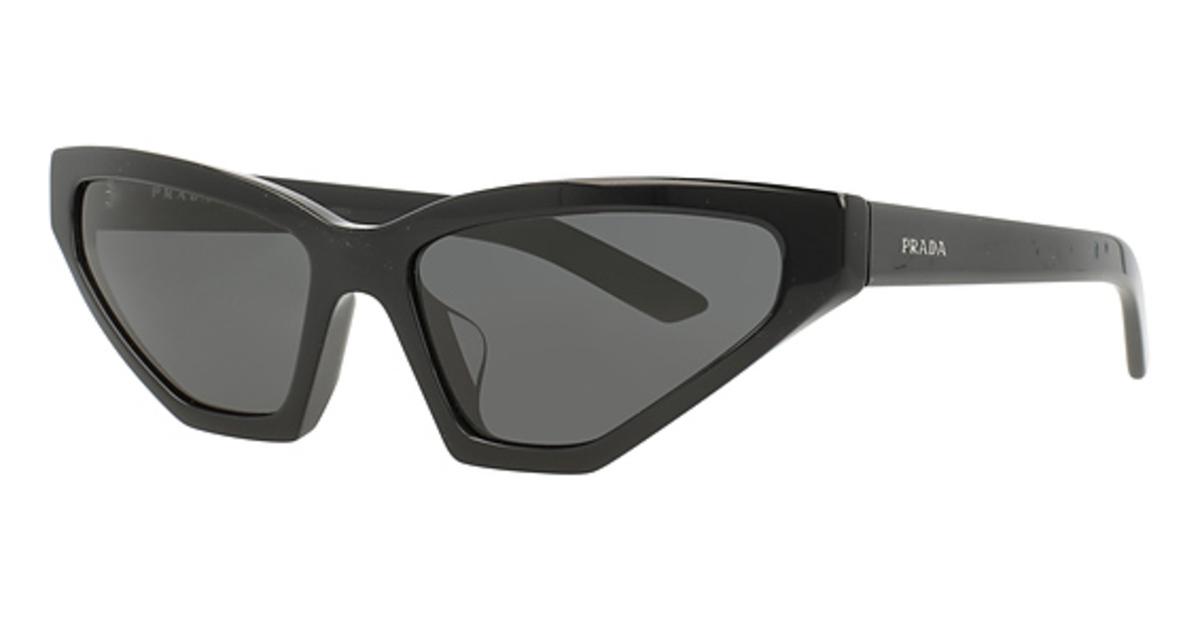 PR_12VSF_Sunglasses_Black