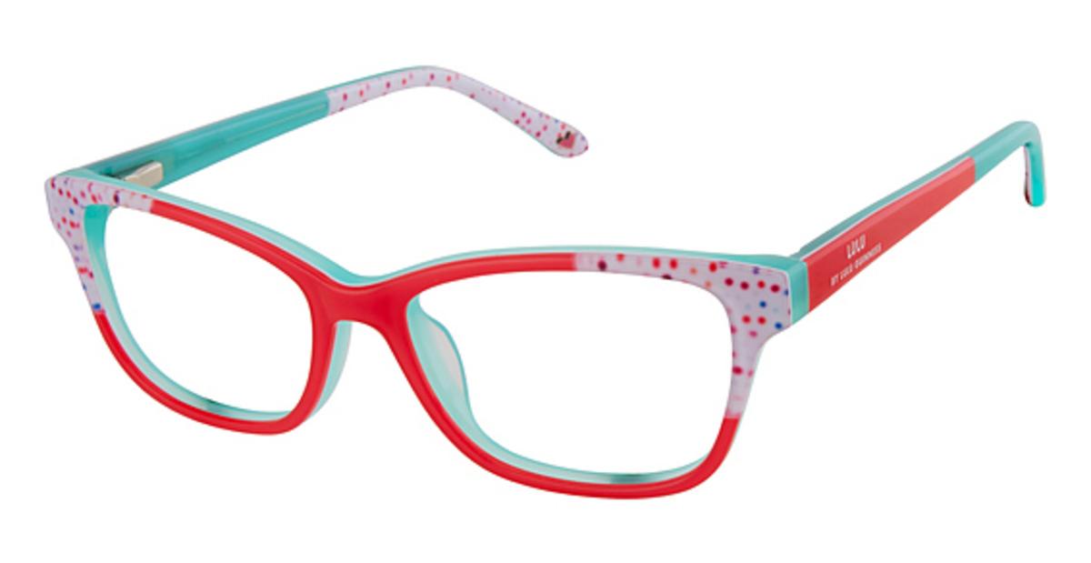 Lulu by Lulu Guinness LK027 Eyeglasses