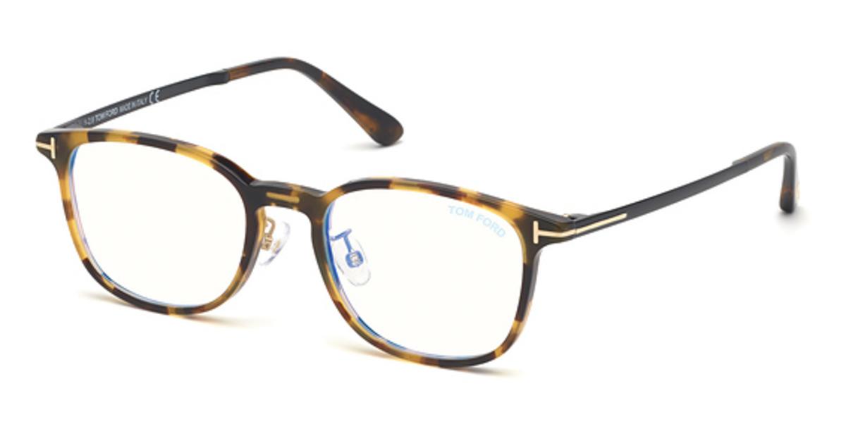 Tom Ford FT5594-D-B Eyeglasses