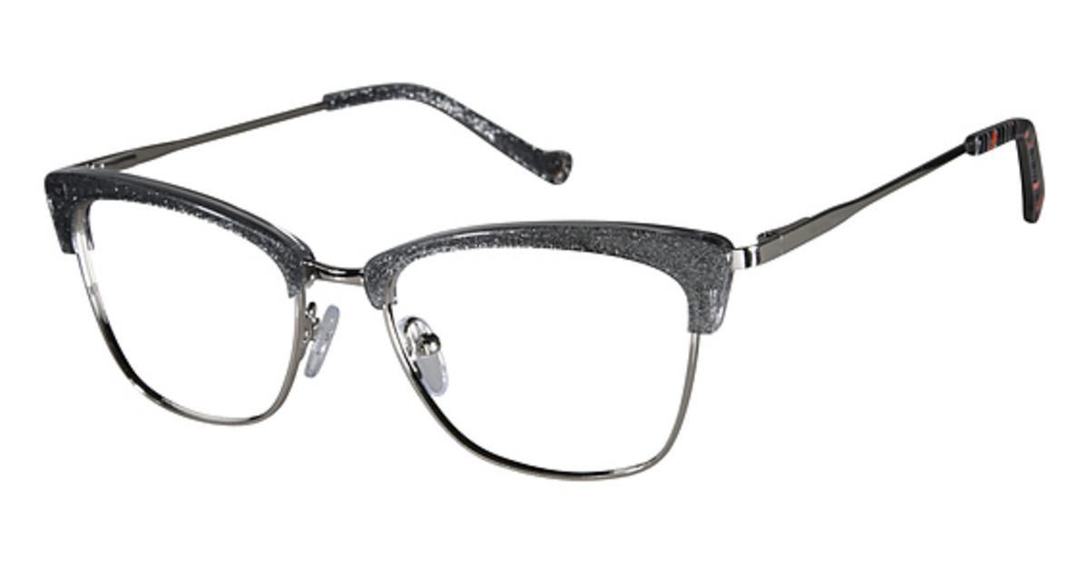 Betsey Johnson RAZZLE DAZZLE Eyeglasses