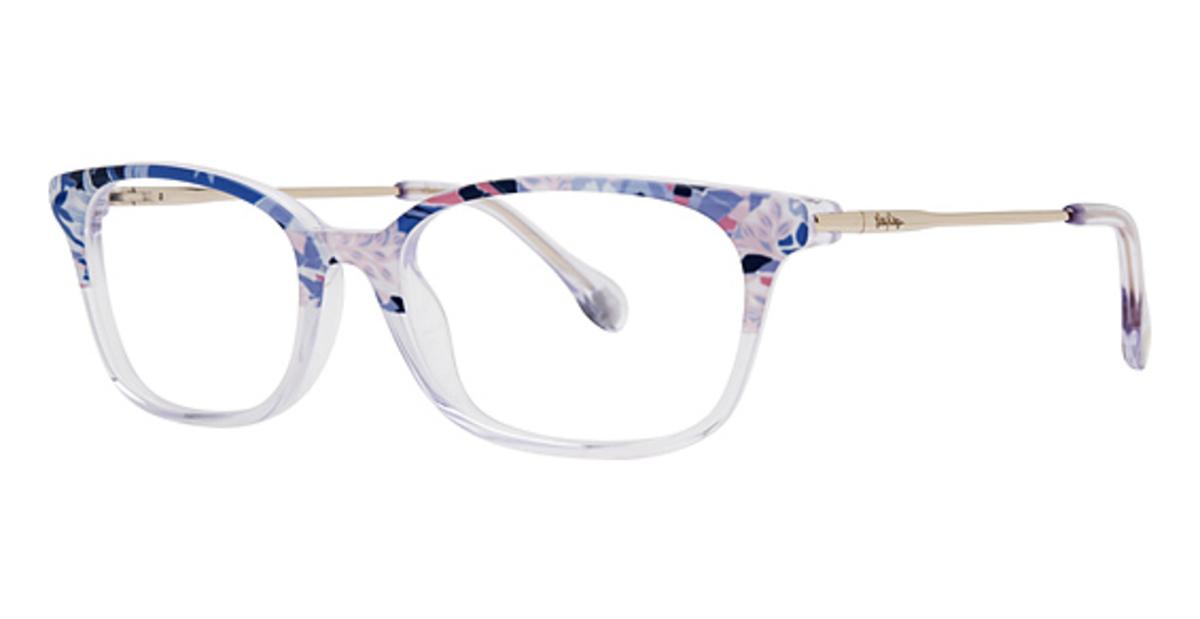 Lilly Pulitzer Mercer Mini Eyeglasses