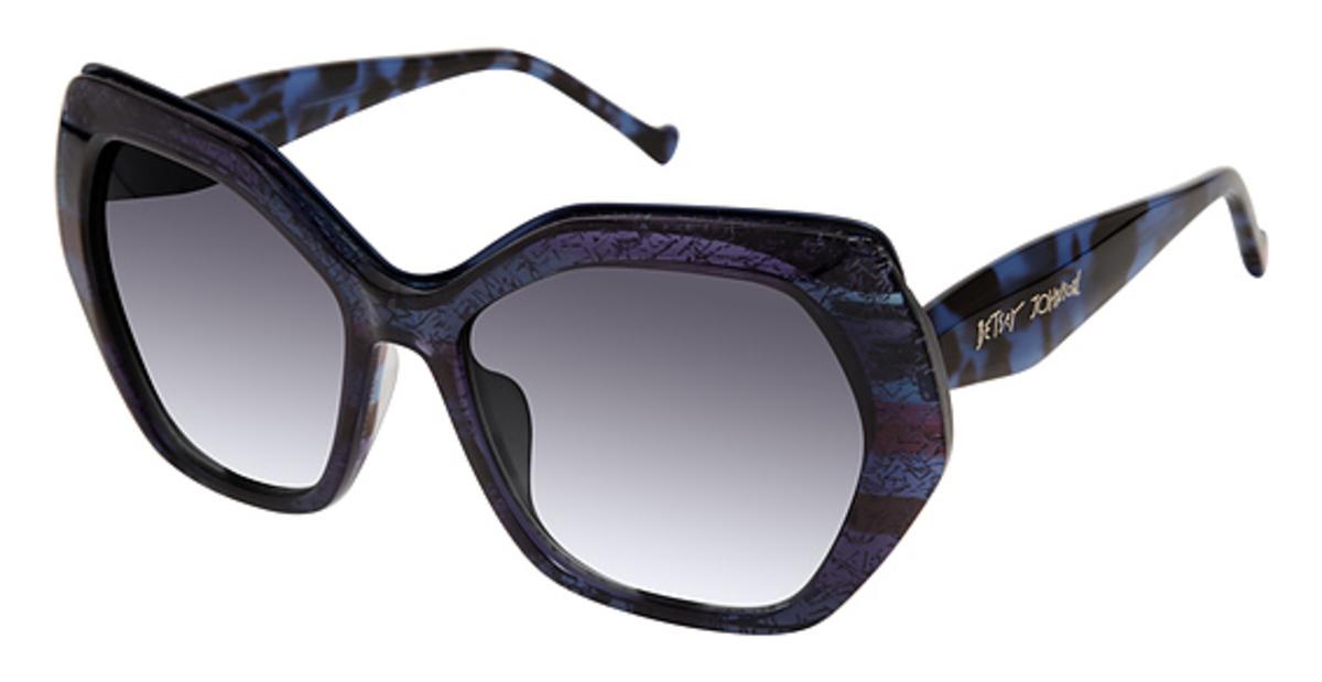 Betsey Johnson OKURRR Sunglasses