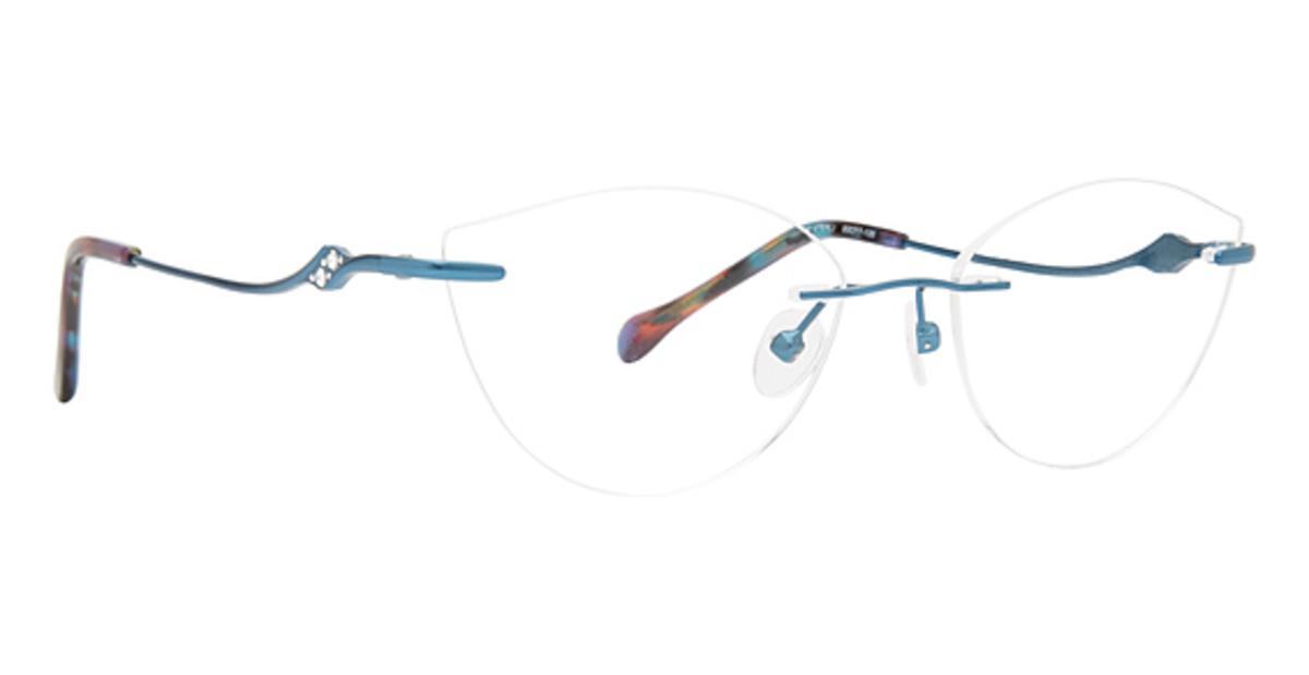 Totally Rimless TR 321 Trellis Eyeglasses