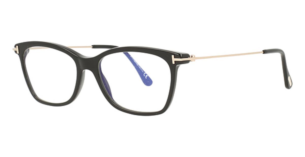 Tom Ford FT5712-B Eyeglasses