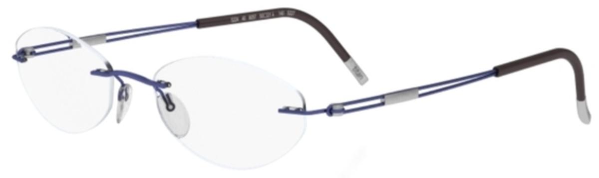 Silhouette 5227-4299 Eyeglasses Frames