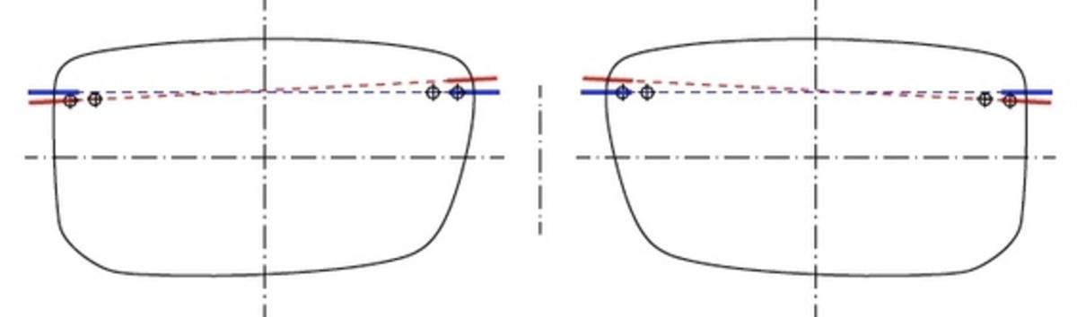 5f3228154ea Silhouette 5227-5221 Eyeglasses Frames