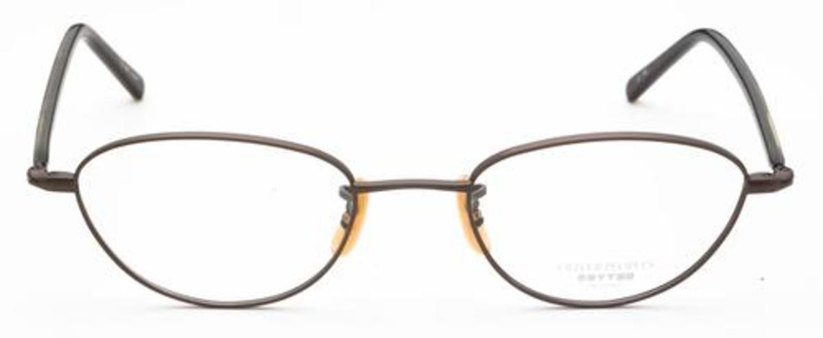 Oliver Peoples 634 Eyeglasses Frames