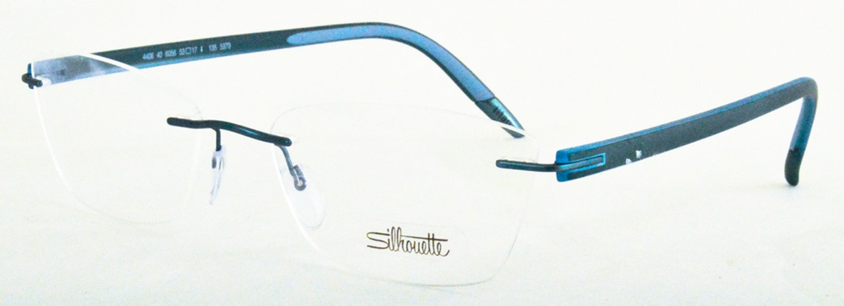 8cd6223280 Silhouette 5379-4406 Eyeglasses