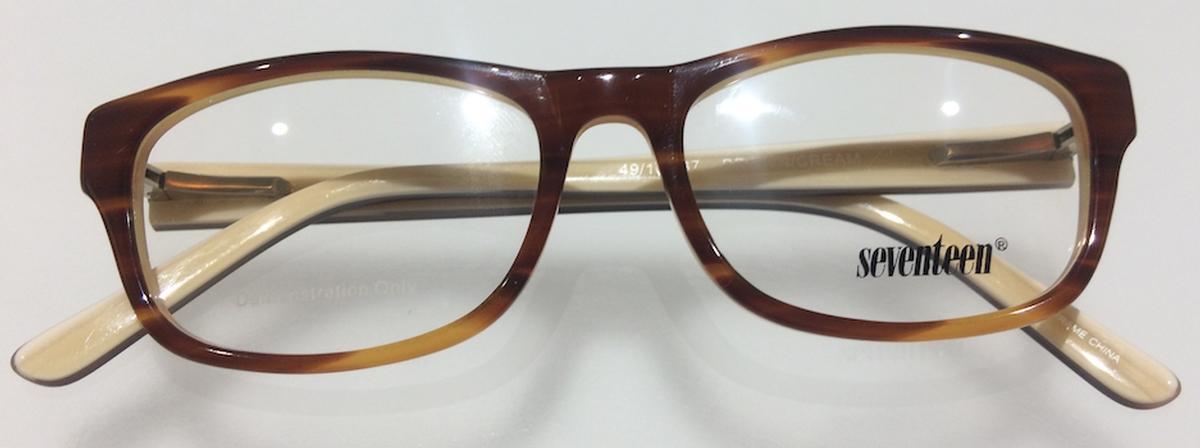Seventeen 5384 Eyeglasses