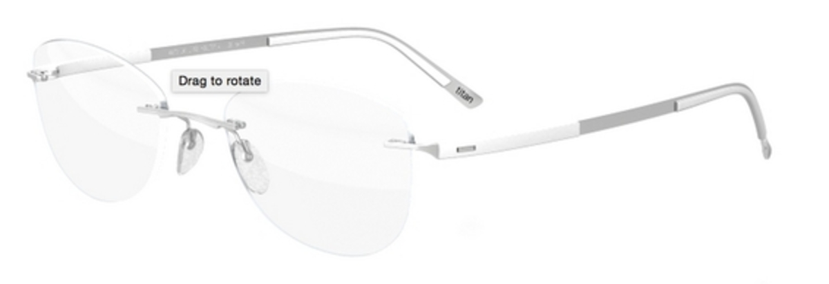 Silhouette 5416 chassis Eyeglasses
