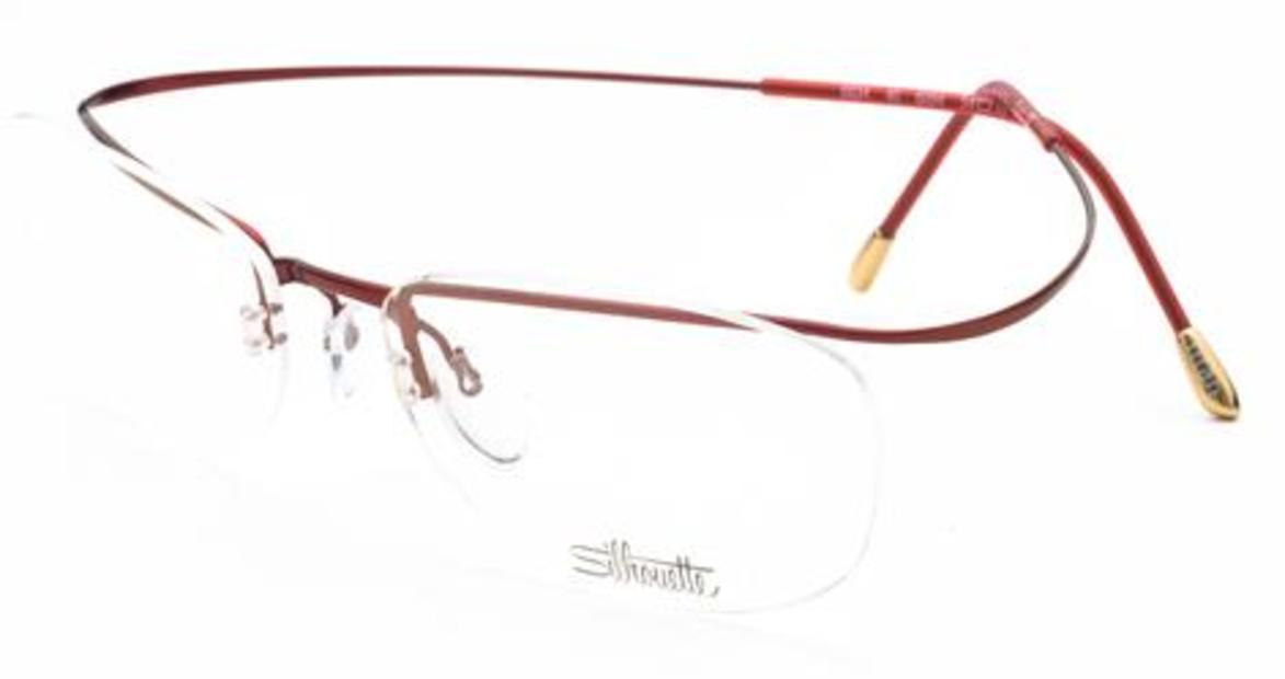 Silhouette 6634 Eyeglasses