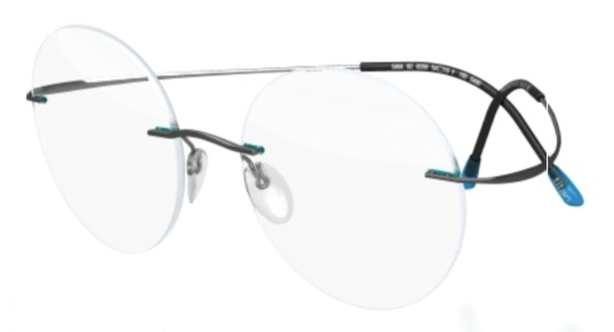 818f307310f Silhouette 5490-4535 Eyeglasses Frames