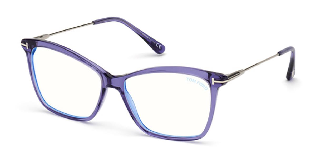 Tom Ford FT5687-B Eyeglasses
